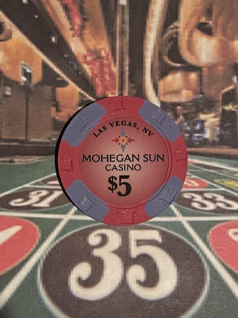Mohegan Sun, Las Vegas
