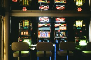 Casino Games - Slot Machines