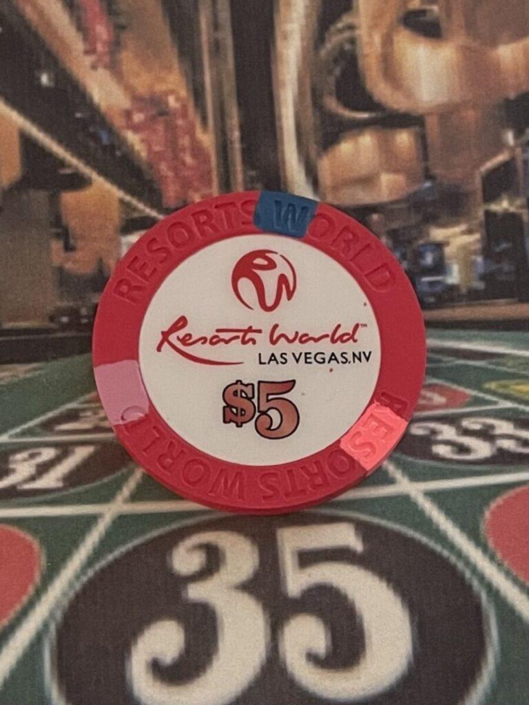 Resorts World, NV, Las Vegas